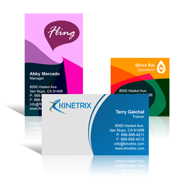 Overnight business card printing rush printing at 24 hour print reheart Choice Image